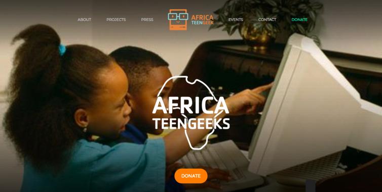 AfricanTeenGeeks Augmented